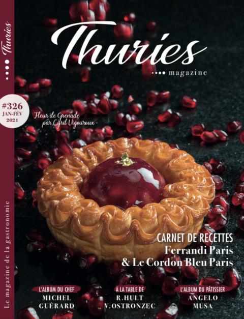 Thuries Magazine N°326 Janvier-Février 2021