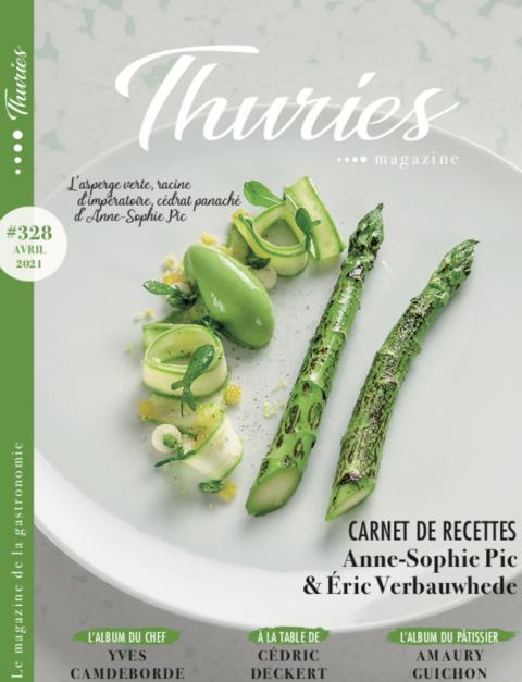 Thuries Magazine N°328 avril 2021