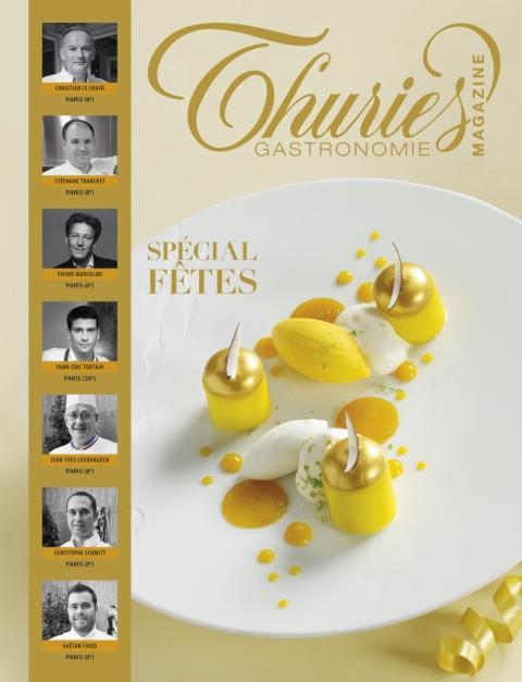 Thuriès Gastronomie Magazine n°275 Décembre 2015
