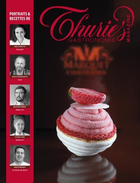 Thuriès Gastronomie Magazine n°279 Mai 2016