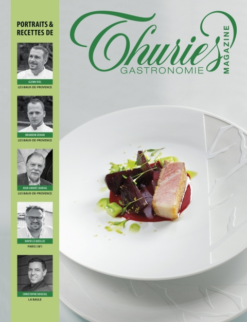 Thuriès Gastronomie Magazine n°280 juin 2016