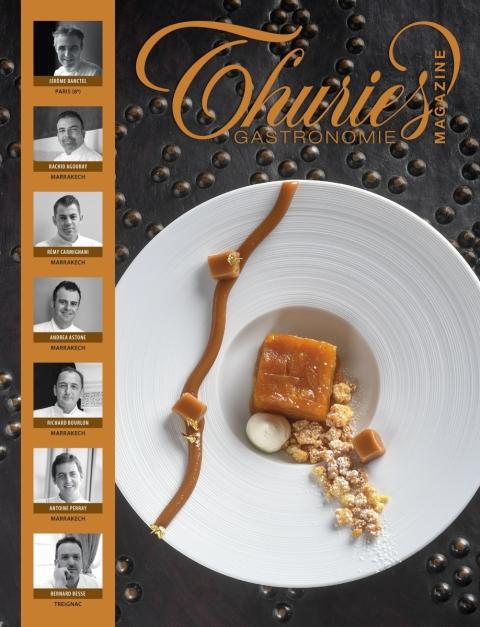 Thuriès Gastronomie Magazine n°282 Septembre 2016