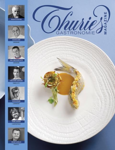 Thuriès Gastronomie Magazine n°283 Octobre 2016