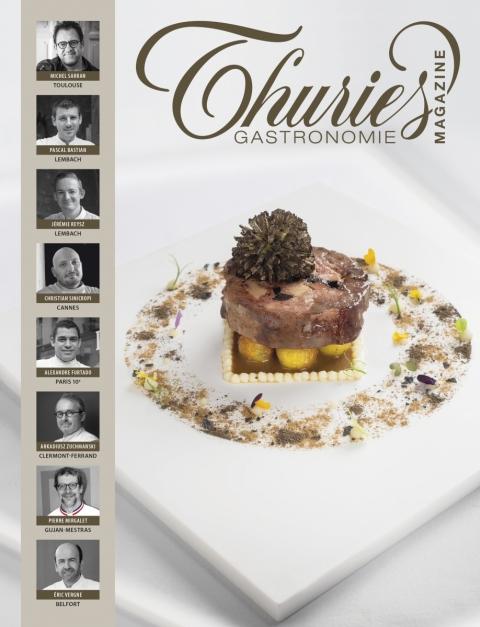 Thuriès Gastronomie Magazine 286 Janvier-Février 2017