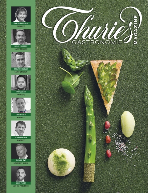 Thuriès Gastronomie Magazine 289 Mai 2017