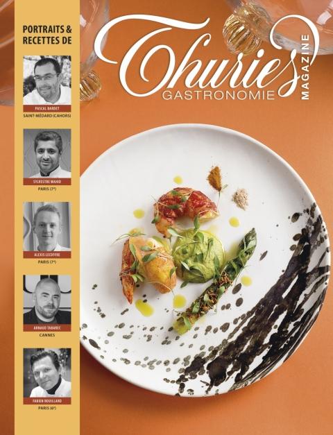 Thuriès Gastronomie Magazine 290 Juin 2017