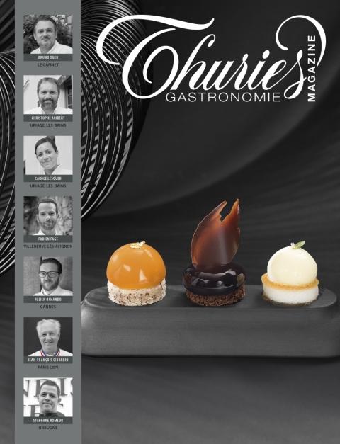 Thuriès Gastronomie Magazine n°293 Octobre 2017