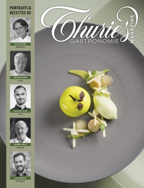 Thuriès Gastronomie Magazine n°294 Novembre 2017