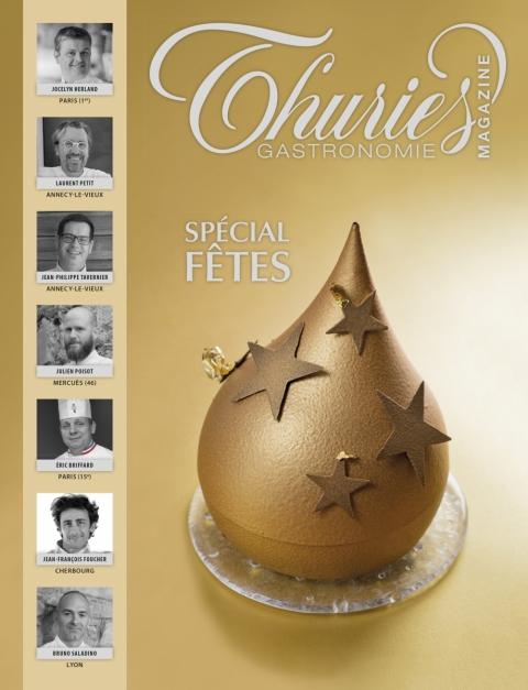 Thuriès Gastronomie Magazine n°295 Décembre 2017