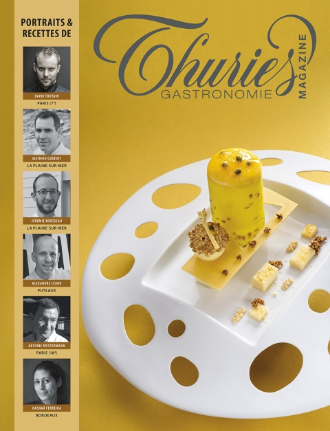 Thuriès Gastronomie Magazine n°298 Avril 2018