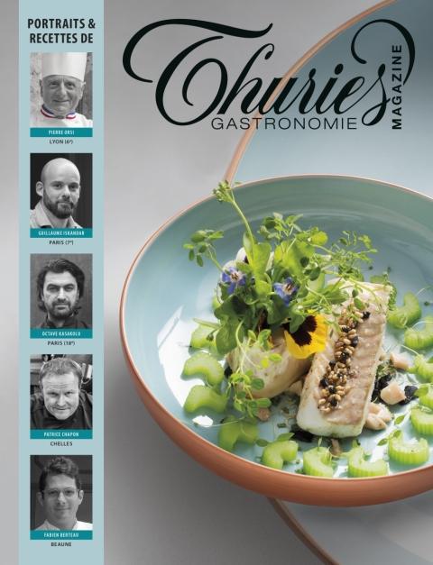 Thuriès Gastronomie Magazine n°299 Mai 2018