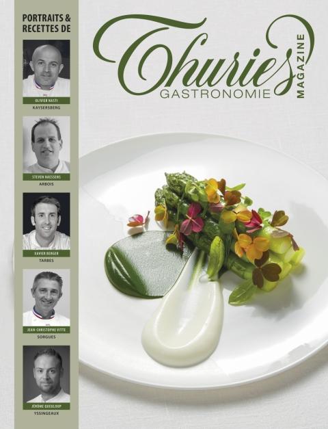 Thuriès Gastronomie Magazine Juin 2018