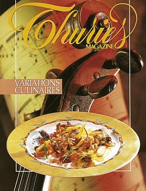 Thuriès Gastronomie Magazine N°62 Septembre 1994