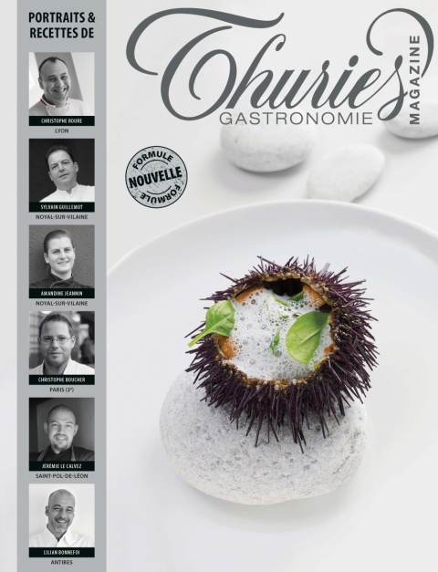 Thuriès Gastronomie Magazine n°269 Mai 2015