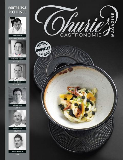Thuriès Gastronomie Magazine n°270 Juin 2015