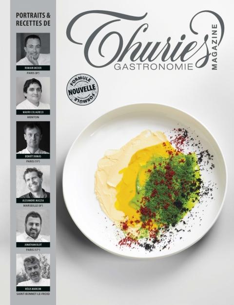 Thuriès Gastronomie Magazine n°271 Juillet-Août 2015