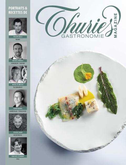 Thuriès Gastronomie Magazine n°273 Octobre 2015