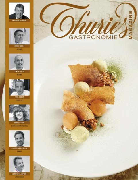 Thuriès Gastronomie Magazine n°274 Novembre 2015