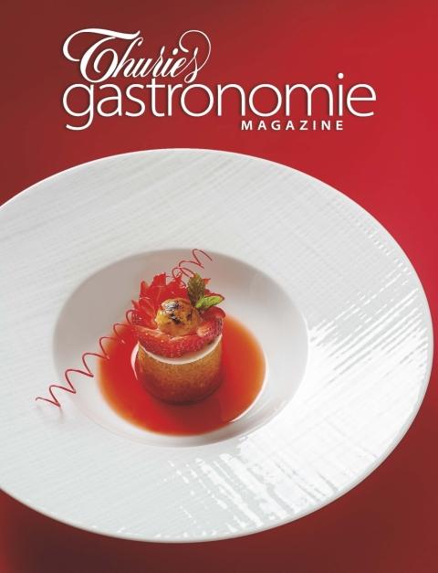Thuriès Gastronomie Magazine n°266 Janvier-Février 2015
