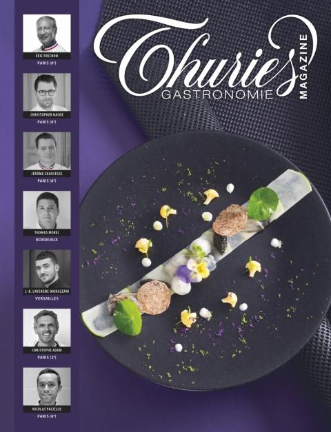 Thuriès Gastronomie Magazine n°296 Janvier-Février 2018