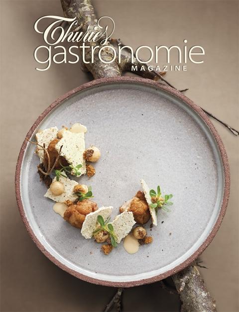 Thuriès Gastronomie Magazine n°264 Novembre 2014