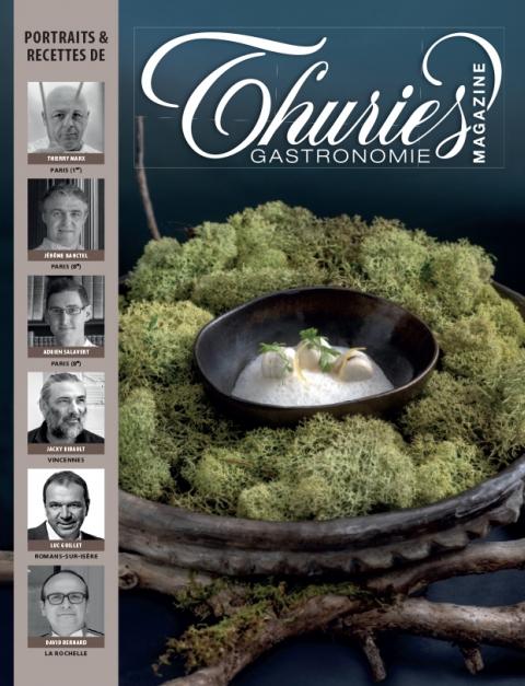 Thuriès Gastronomie Magazine Octobre 2018