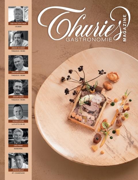 Thuriès Gastronomie Magazine N°304 novembre 2018