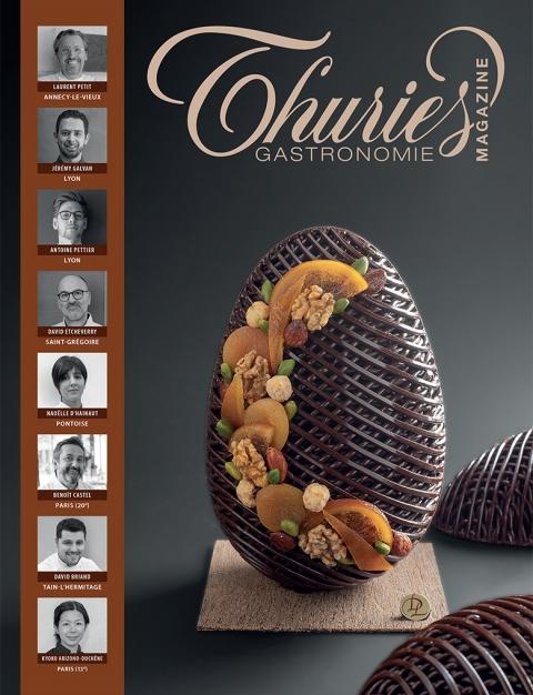 Thuriès Gastronomie Magazine N°308 avril 2019