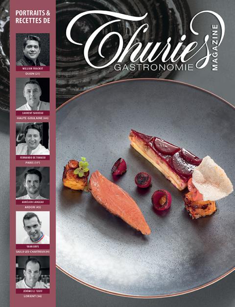 Thuriès Gastronomie Magazine N°313 octobre 2019