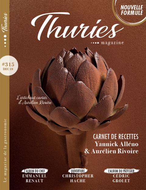 Thuriès Gastronomie Magazine N°315 Décembre 2019