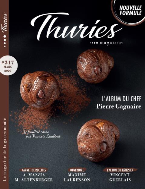 Thuriès Gastronomie Magazine N°317 mars 2020