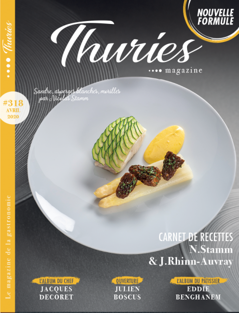 Thuriès Gastronomie Magazine N°318 avril 2020