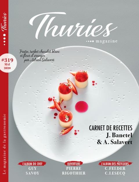 Thuriès Gastronomie Magazine N° 318 Avril 2020