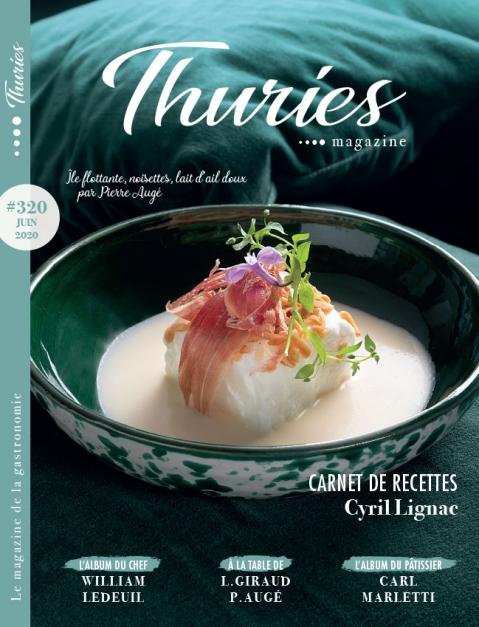 Thuriès Gastronomie Magazine N°320 Juin 2020