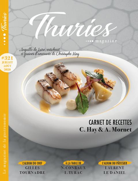 Thuriès Gastronomie Magazine N°321 Juillet/Août 2020