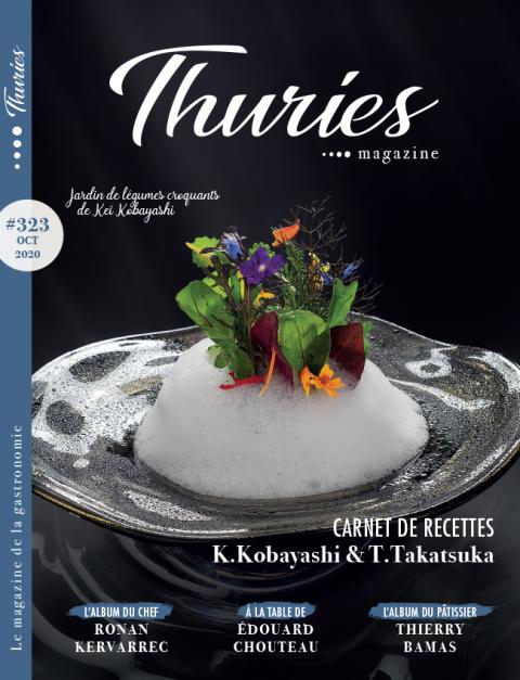 Thuriès Gastronomie Magazine N°323 Octobre 2020