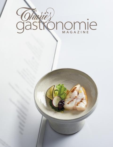 Thuriès Gastronomie Magazine N°255 Décembre 2013