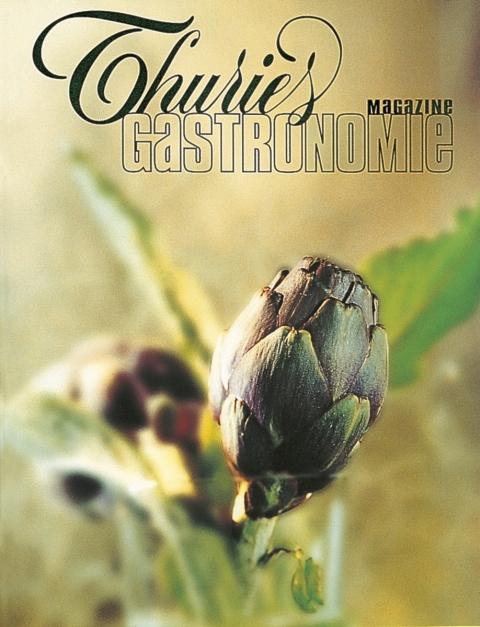 Thuriès Gastronomie Magazine n°121 Juillet-Août 2000