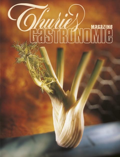 Thuriès Gastronomie Magazine n°123 Octobre 2000