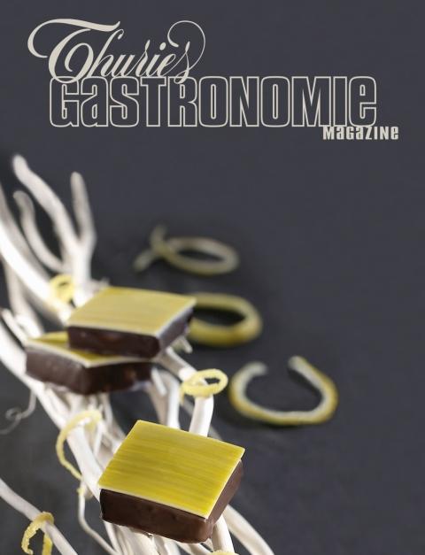 Thuriès Gastronomie Magazine n°180 Juin 2006
