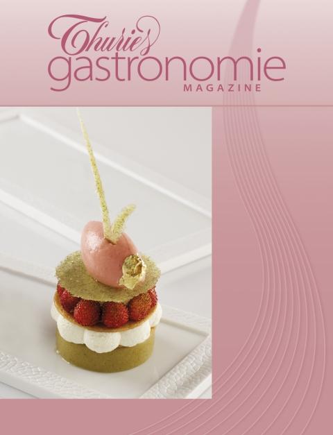Thuriès Gastronomie Magazine n°217 Mars 2010