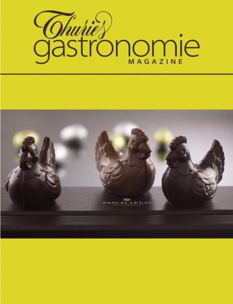 Thuriès Gastronomie Magazine n°218 Avril 2010