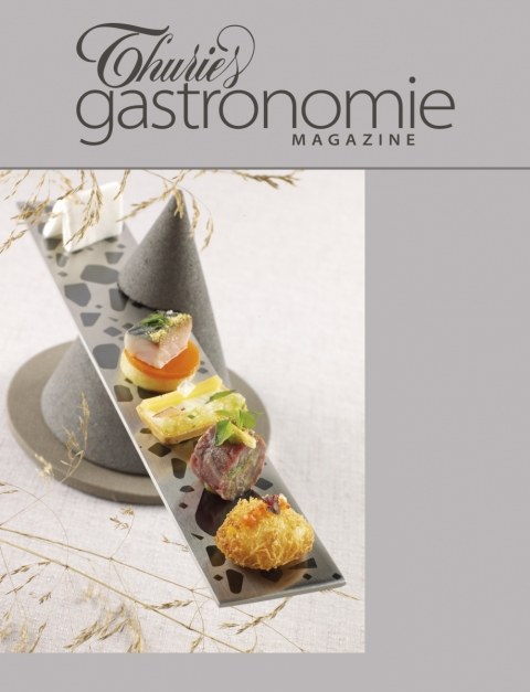Thuriès Gastronomie Magazine n°220 Juin 2010