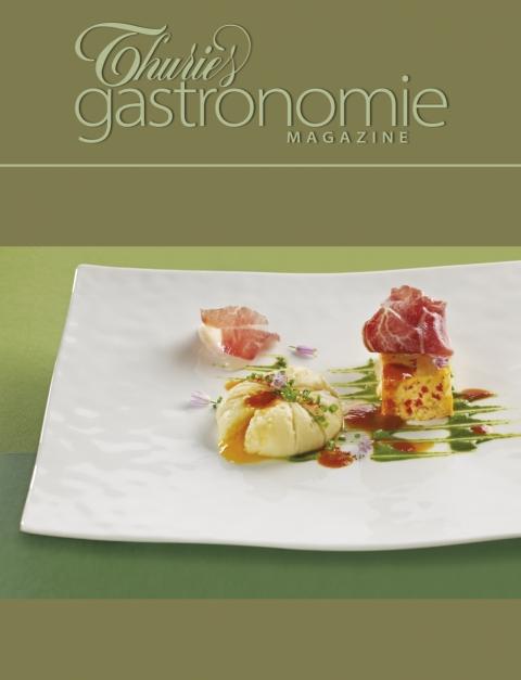 Thuriès Gastronomie Magazine n°222 Septembre 2010