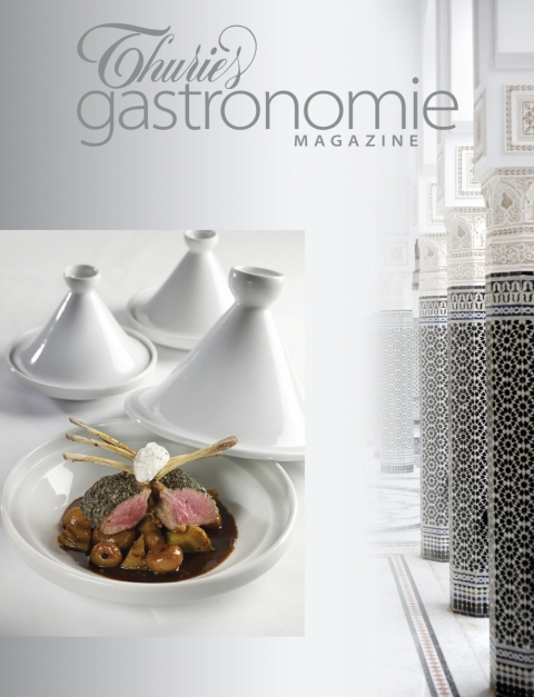 Thuriès Gastronomie Magazine n°227 Mars 2011