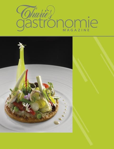 Thuriès Gastronomie Magazine n°231 Juillet-Août 2011