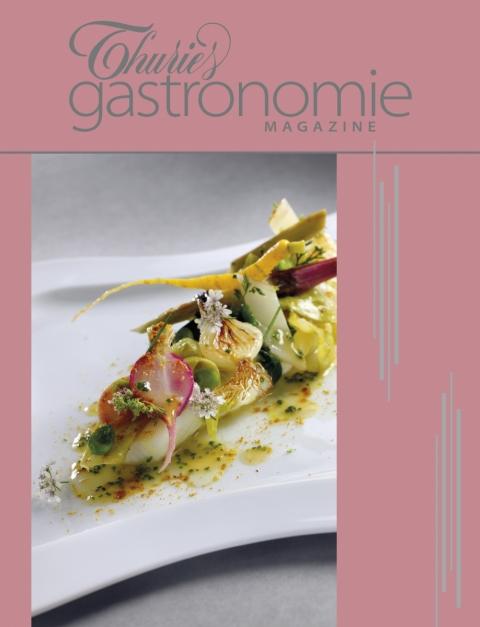 Thuriès Gastronomie Magazine n°232 Septembre 2011