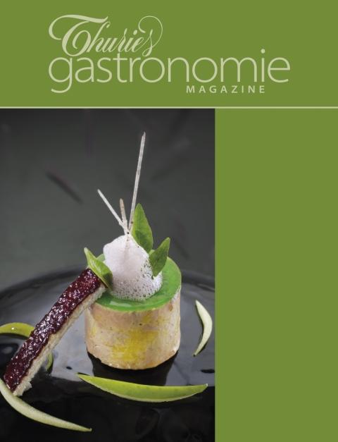 Thuriès Gastronomie Magazine n°236 Janvier-Février 2012
