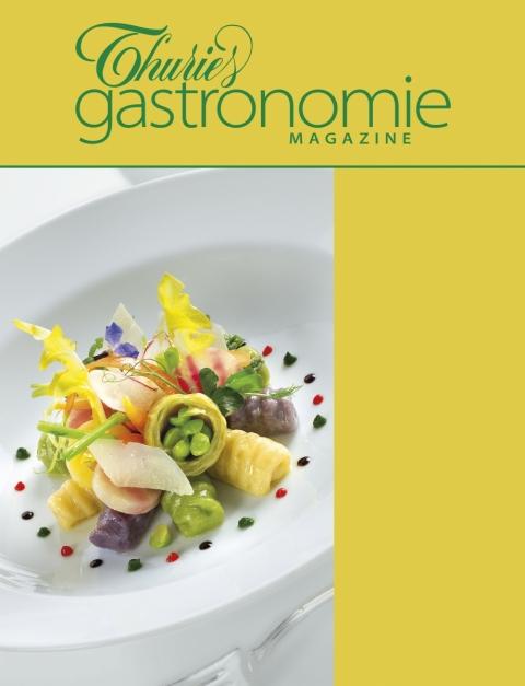 Thuriès Gastronomie Magazine n°240 Juin 2012