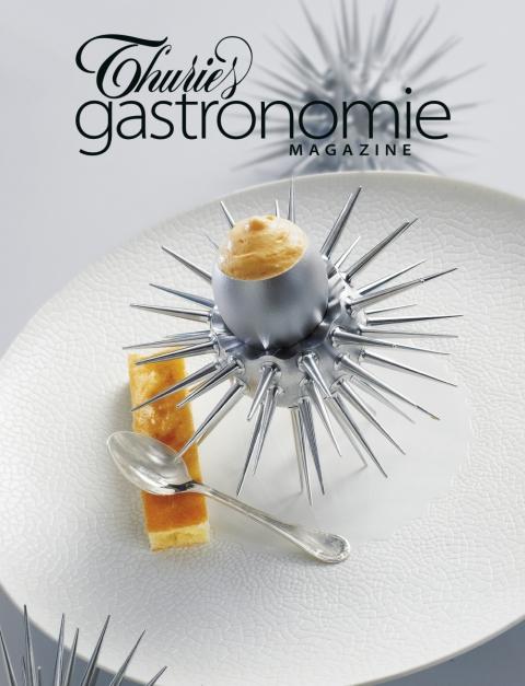 Thuriès Gastronomie Magazine n°246 Janvier-Février 2013
